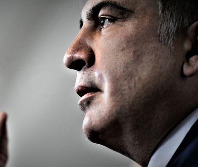 Były prezydent Gruzji Micheil Saakaszwili