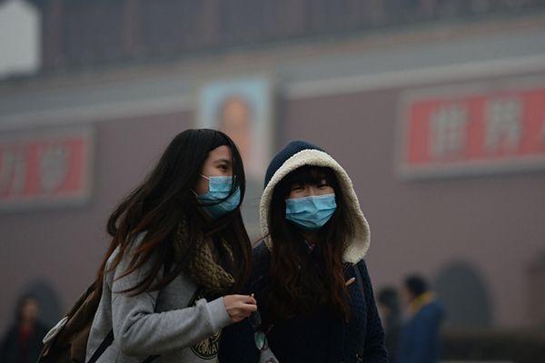 Powietrzna apokalipsa w Pekinie