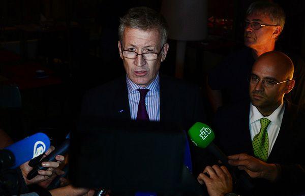 Mark Etherington, starszy negocjator OBWE
