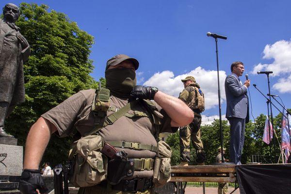 Separatyści na wschodzie Ukrainy nie dają za wygraną