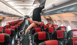 Była stewardesa Ania opowiada Marcinowi Margielskiemu o niecodziennych sytuacjach jakich była świadkiem podczas pracy w liniach lotniczych z Bliskiego Wschodu.