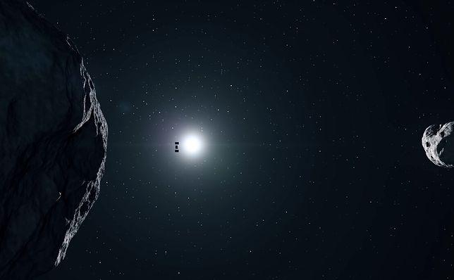 Historyczna misja ESA. Naukowcy będą testować nowe technologie