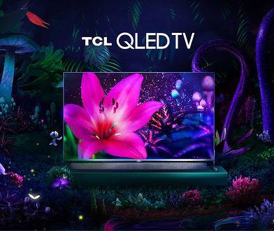 TCL wprowadza nowe telewizory QLED do swojej oferty. Rozdzielczość nawet 8K