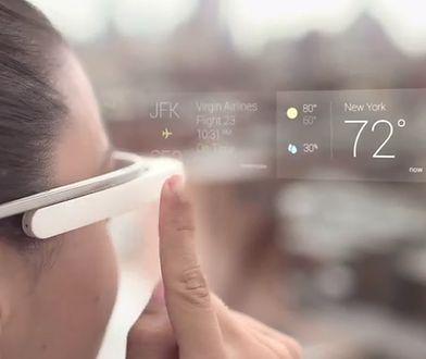 Google Glass otrzymują nową nazwę - Projekt Aura