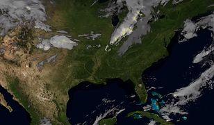 Dzięki GOES można doskonale obserwować przemieszczanie się burz