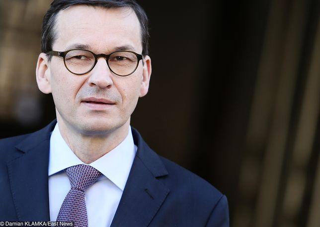 Premier Mateusz Morawiecki jest pełen podziwu dla polskiego bohatera