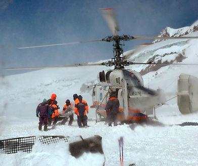 Elbrus. Polak zaginął we wtorek
