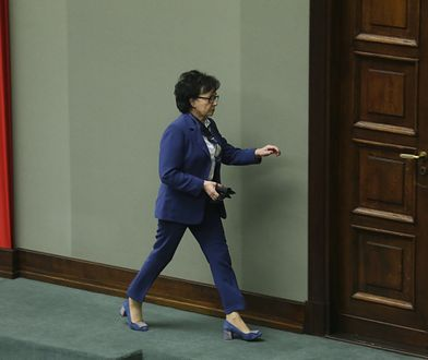 Wybory 2020. Marszałek Sejmu Elżbieta Witek