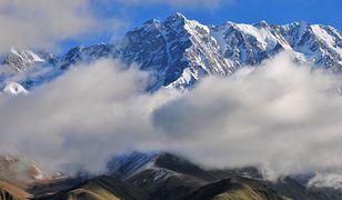 Szchara to najwyższy szczyt w Gruzji