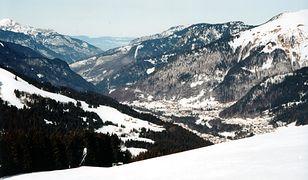 Włochy. Czterech alpinistów zginęło przy wspinaczce lodospadem