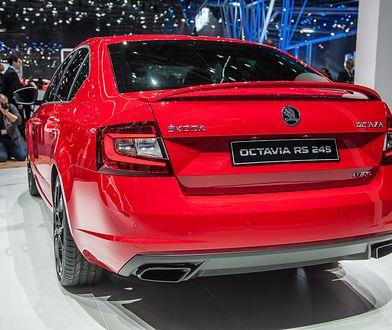 Škoda Octavia po liftingu (2017)