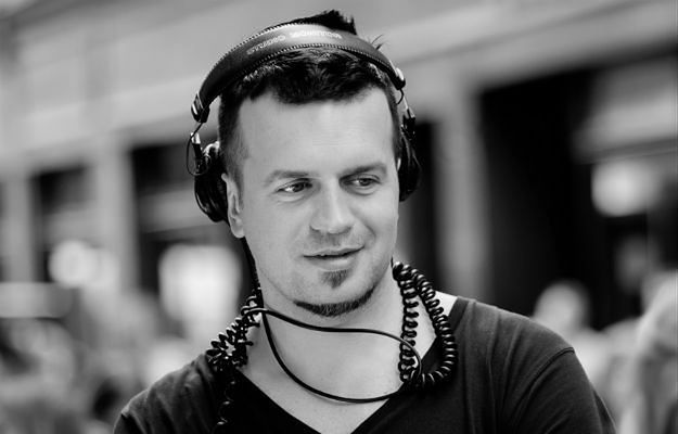 Marcin Wrona - zdjęcie z 2012 roku