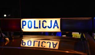 Okoliczności zdarzenia wyjaśnia policja