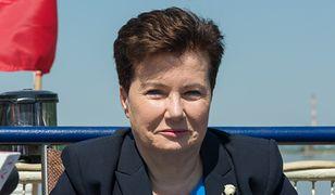 Hanna Gronkiewicz-Waltz przekonuje, że wynagradzała urzędników, aby nie było korupcji