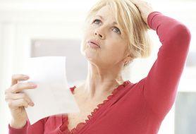 Objawy menopauzy - typowe symptomy, zmiany w organizmie, dolegliwości