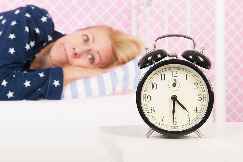 Menopauza dotyka wyłącznie kobiety po pięćdziesiątce