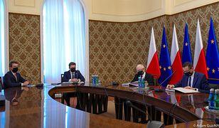 Posiedzenie rządu. Jarosław Kaczyński zadebiutował roli wicepremiera