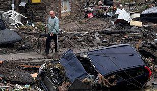 Wielka powódź w Niemczech i Belgii. Trwa walka ze skutkami nawałnic
