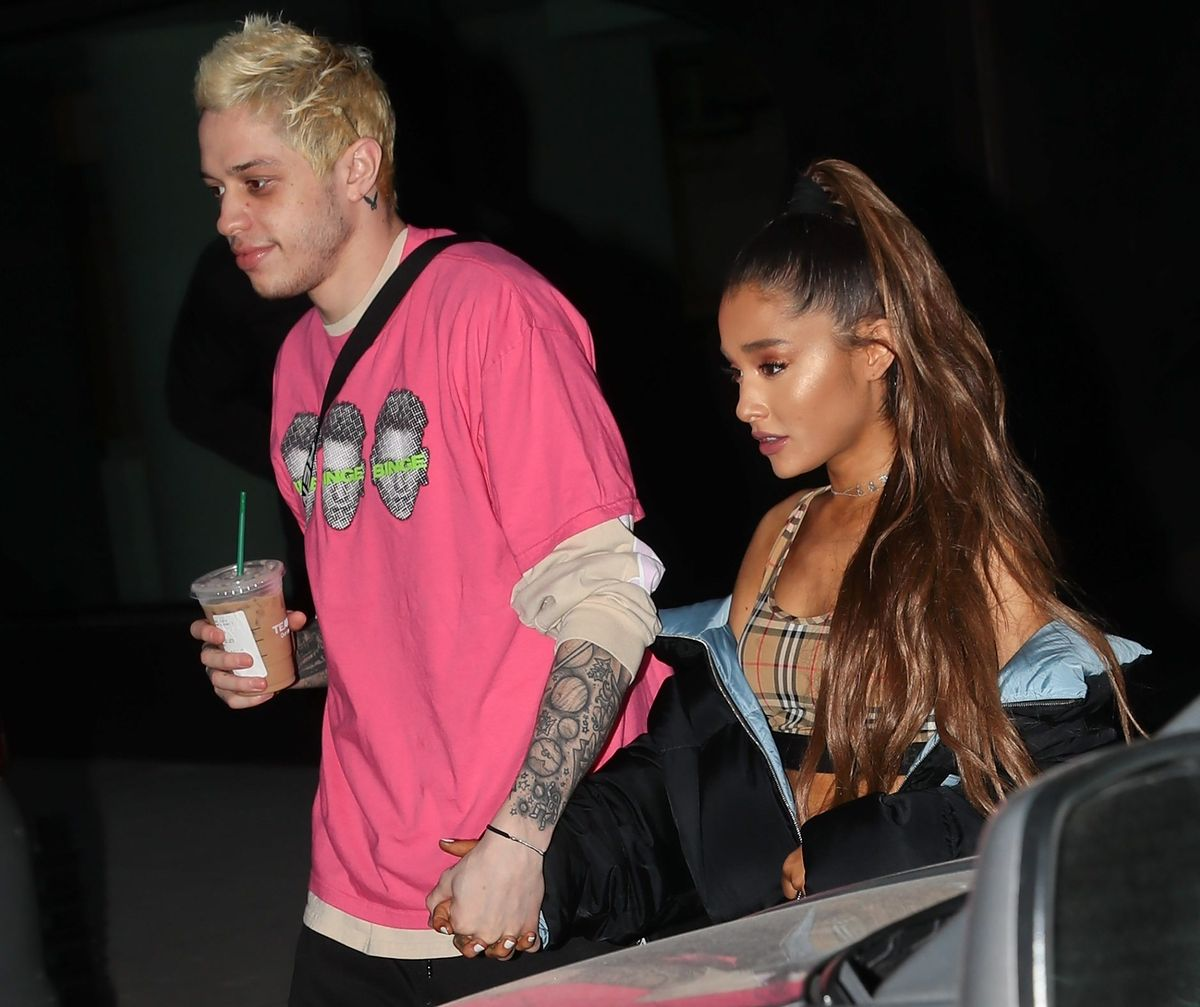 Ariana Grande zerwała zaręczyny z Petem Davidsonem. To kolejny nieudany związek
