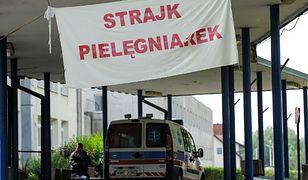Koniec strajku pielęgniarek w wyszkowskim szpitalu