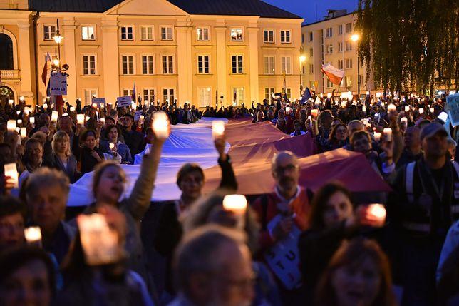 Najważniejsze wydarzenie w Polsce 2017 roku to zmiany w sądownictwie