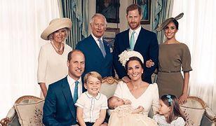 Ludzie byli zawiedzeni, że królowej nie ma na zdjęciu z chrztu Louisa