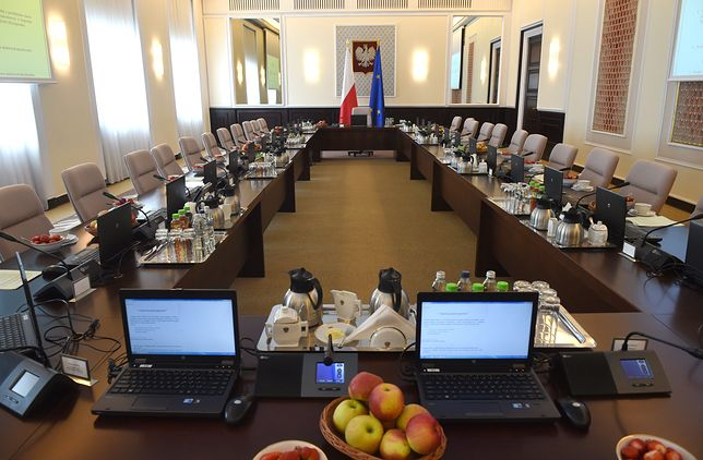 Rada Ministrów już w czwartek może zająć się projektem ds. renty socjalnej