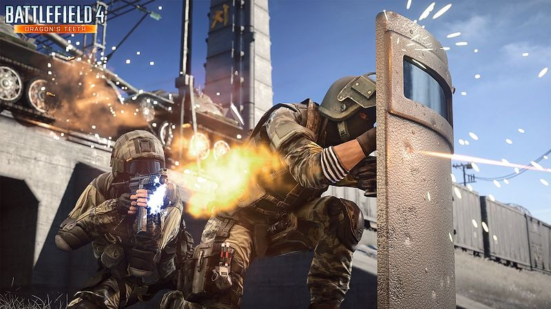 Czwarty dodatek do Battlefield 4 zadebiutuje w przyszłym tygodniu