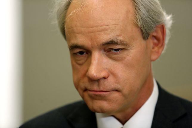Adam Szejnfeld często i chętnie krytykuje rząd PiS.