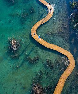 Polskie Malediwy. Turkusowa woda zachwyca turystów