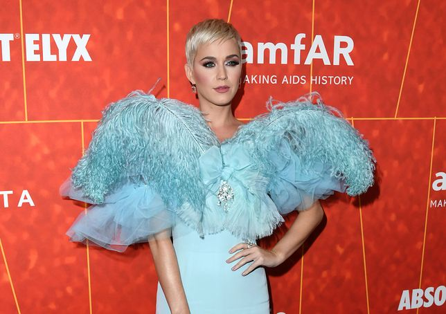 Katy Perry pożegnała babcię