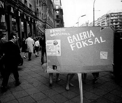 Kultowa Galeria Foksal ma już 50 lat!
