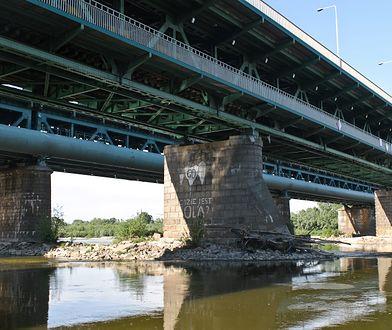 Wisła w okolicy Mostu Gdańskiego