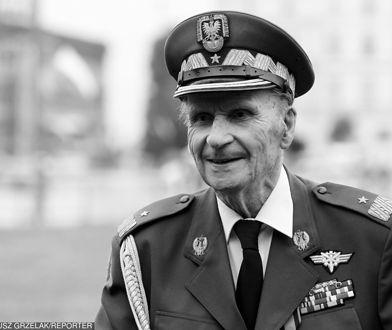 Generał Ścibor-Rylski zmarł w piątek 3 sierpnia. Miał 101 lat.