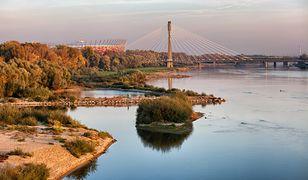Ścieżka nad Wisłą wydłużona – prowadzi aż na Gocław