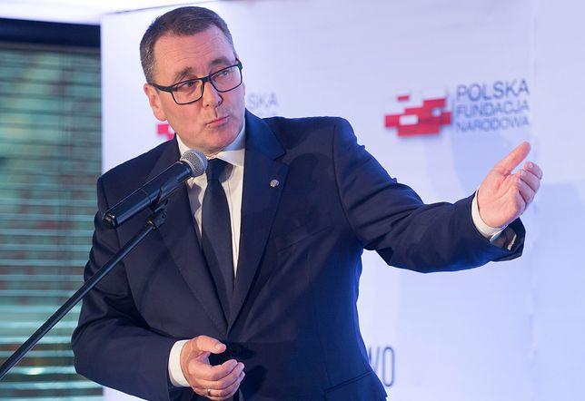 Członek zarządu PFN Cezary Jurkiewicz