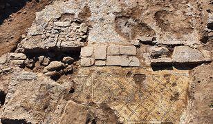 """Izrael. Odkryto inskrypcję """"Chrystus narodzony z Maryi"""" sprzed 1500 lat"""
