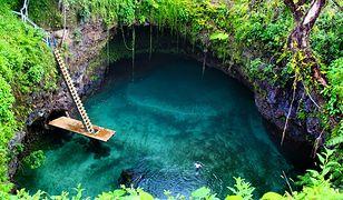 7 niezwykłych kąpielisk na świecie