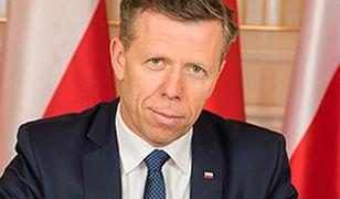 Wojewoda małopolski Piotr Ćwik podziękował za współpracę wszystkim zaangażowanym w akcję ratunkową w Tenczynie