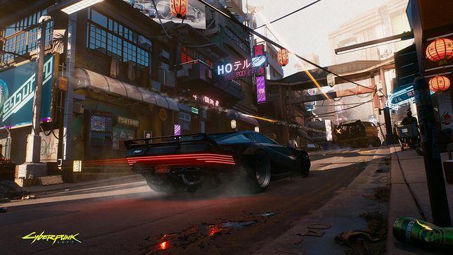 """""""Cyberpunk 2077"""" już zaczyna zarabiać"""