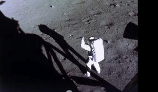Lądowanie na Księżycu w czasie misji Apollo 11