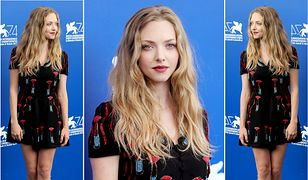 LOOK OF THE DAY: Amanda Seyfried w sukience Valentino
