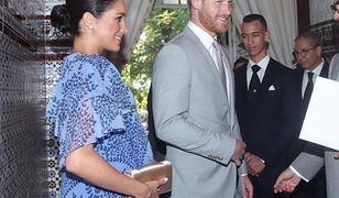Książę Harry zażartował, że nie wie, czy Meghan jest w ciąży z jego dzieckiem