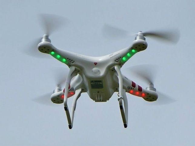 Bezzałogowe drony wylądują w Mirosławcu
