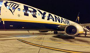 Ryanair lata po całej Europie