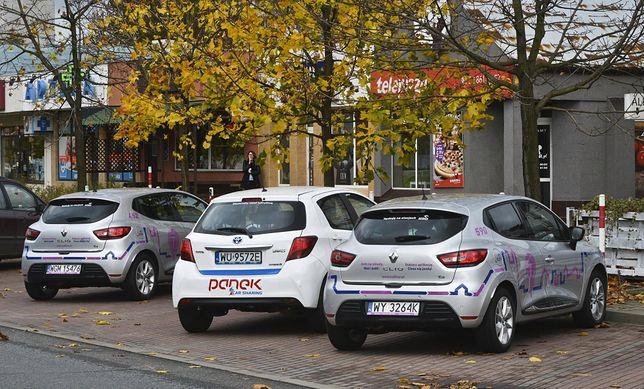 Czy użytkownicy samochodów wypożyczanych na minuty je szanują?