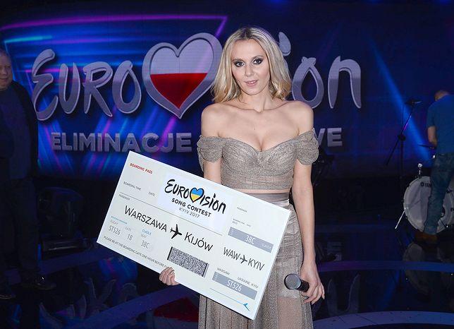 Eurowizja 2017 - Kasia Moś w finale. Jak głosować na Polskę?