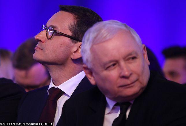 Jarosław Kaczyński może być zadowolony z ostatnich sondaży