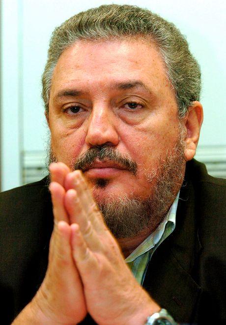 """Diaz-Balart ze względu na niezwykłe podobieństwo do ojca był nazywany """"Fidelito"""""""