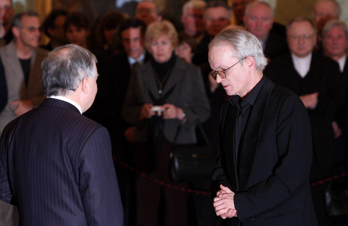 """Bogdan Czajkowski zwraca order prezydentowi. """"Łajdak traktowany jak jego ofiara"""""""